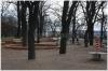 Praha 7 - Letná - dětské hřiště u Letenského zámečku