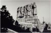 Pha7 - Letenské sady - bývalý pomník J.V. Stalina - tzv. Stalinův pomník