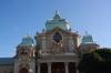 Praha 7 - výstaviště - Lapidárium Národního muzea