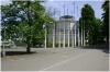 Praha 7 - Holešovické výstaviště - Maroldovo panorama bitvy u Lipan