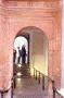 Pinkasova synagoga - vstupni portál