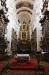Kostel sv. Tomáše na Malé straně- vnitřek kostela