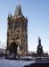 Křižovnické náměstí a Staroměstská mostecká věž