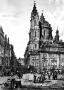 Praha 1 -  Malostranské náměstí - historické
