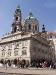 Praha 1 -  Malostranské náměstí - chrám sv. Mikuláše