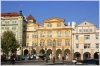 Praha 1 - Malostranské náměstí - budovy Poslanecké sněmovny