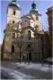 Praha 1 - kostel sv. Havla