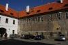 Strahovský klášter - vnitřní nádvoří