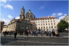 Chrám Sv. Mikuláše na Malé straně a Malostranské náměstí