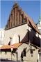 Staronová synagoga v Židovském městě