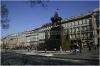 Václavské náměstí a sousoší sv. Václava