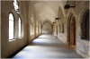 Anežský klášter - interiér