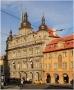 Malostranská beseda(bývalá radnice) na Malostranském náměstí