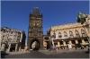 Prašná brána na náměstí Republiky