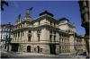 Náměstí Míru a Vinohradské divadlo