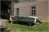 Karlov - muzeum Policie - policejní člun