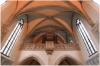 Praha 2 - kostel sv. Apolináře - interiér