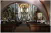 Praha 2 - Kostel sv. Štěpána - interiér