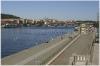 Náplavka na Rašínově nábřeží (Praha 2 - Výtoň)