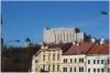 Praha 3 -  vrch Vítkov - Jezdecká socha Jana Žižky z Trocnova