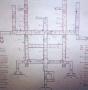 Podzemní kryt Bezovka - plánek krytu