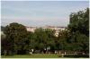 Praha 2 - Riegrovy sady - krásný výhled na centrum Prahy