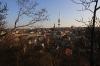 Žižkov - pohled z vrchu Vítkov