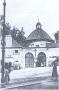 Stary Žižkov - kostel sv. Rocha kolem roku 1930