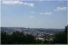 Park Parukářka a výhled na Prahu