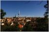 Pohled na Prahu 3 a Žžkov od Vítkova