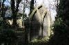 Starý židovský hřbitov na Smíchově