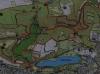 Divoká Šárka -  mapka