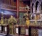 Chrám sv. Víta - vnitřek chrámu