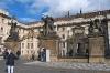 Pražský hrad - vstupní brána