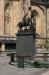 III. nádvoří a socha sv. Jiří