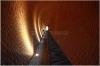 Pražský hrad - Jelení příkop - spojovací tunel