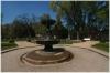 Královská zahrada Pražského hradu - Zpívající fontána