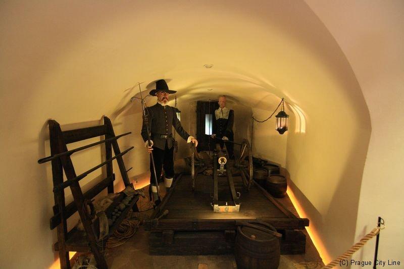 Prašná veža, Praha