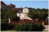 Pražský hrad - Produkční zahrady, Lumbeho vila - rezidence prezidenta republiky