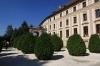 Zahrady Pražského hradu - zahrada na baště