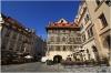 Staroměstské náměstí - Dům U Minuty