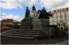 Praha 1 - Staroměstské náměstí a pomník mistra Jana Husa