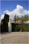 Praha 1 - Socha Panny Marie Z Exilu ve Strahovských zahradách