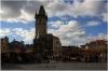 Praha 1 - Staroměstské náměstí v těchto místech stával Mariánský sloup