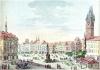 Praha 1 - Staroměstské náměstí s Mariánským