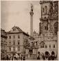 Praha 1 - Staroměstské náměstí s Mariánský sloupem