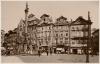 Praha 1 - Staroměstské náměstí s Mariánským sloupem