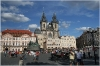 Staroměstské náměstí - Chrám Panny Marie Před Týnem