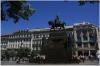 Praha 1 - Václavské náměstí - socha sv. Václava