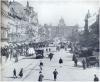Praha 1 - Václavské náměstí na přelomu 19. a 20. století